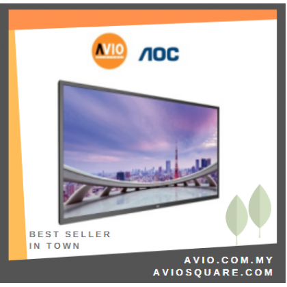 """AOC 43X8050 43"""" 43 inch X-Line Digital Signage"""