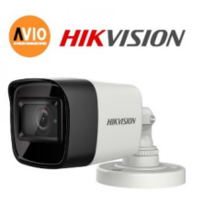 Hikvision DS-2CE16U0T-ITF 8MP 30m Bullet CCTV Camera