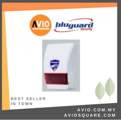 Bluguard BLU-XIM-IS02 Wireless Indoor Siren