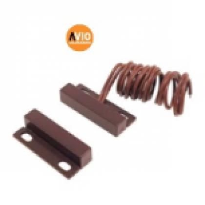 AVIO EMC-1008(B) Miniature Alarm Magnetic Sensor 10mm max sensing NC