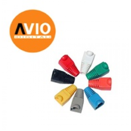AVIO RBC-YEL Coloured Rubber Boots