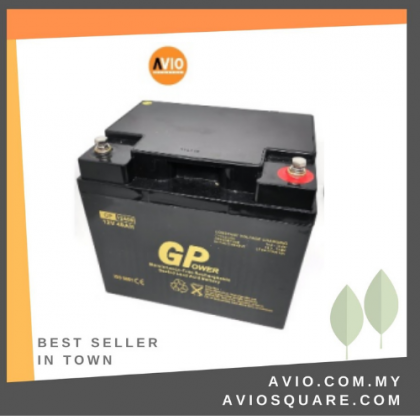 AVIO GP12800 12V 80Ah Sealed Lead Acid Power Batteries