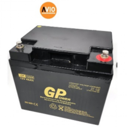 AVIO GP121200 12V 120Ah Sealed Lead Acid Power Batteries