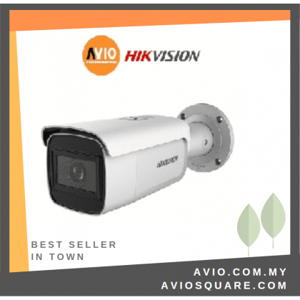 Hikvision DS-2CD2623G2-IZS 2MP Mic Bullet SD Camera