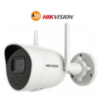 Hikvision DS-2CV2021G2-IDW(D) 2 MP Outdoor Audio Fixed Bullet Network Camera