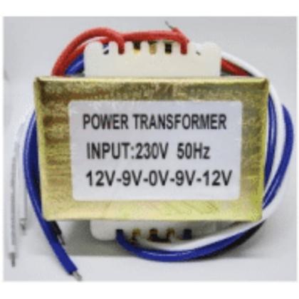 AVIO PST003 (12V-9V-0V-9V-12V) Autogate Gate Transformer 230V