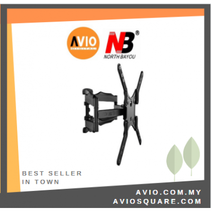 """NB P5 32"""" to 60"""" inch TV Cantilever Mount ( Double Arm ) Bracket"""