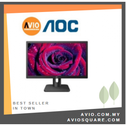 "AOC 20E1H 20"" 20 inch led Monitor with HDMI Port"