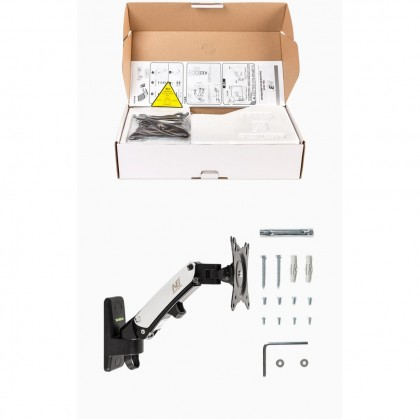 NB F120 17 to 27 inch monitor Arm mount Bracket
